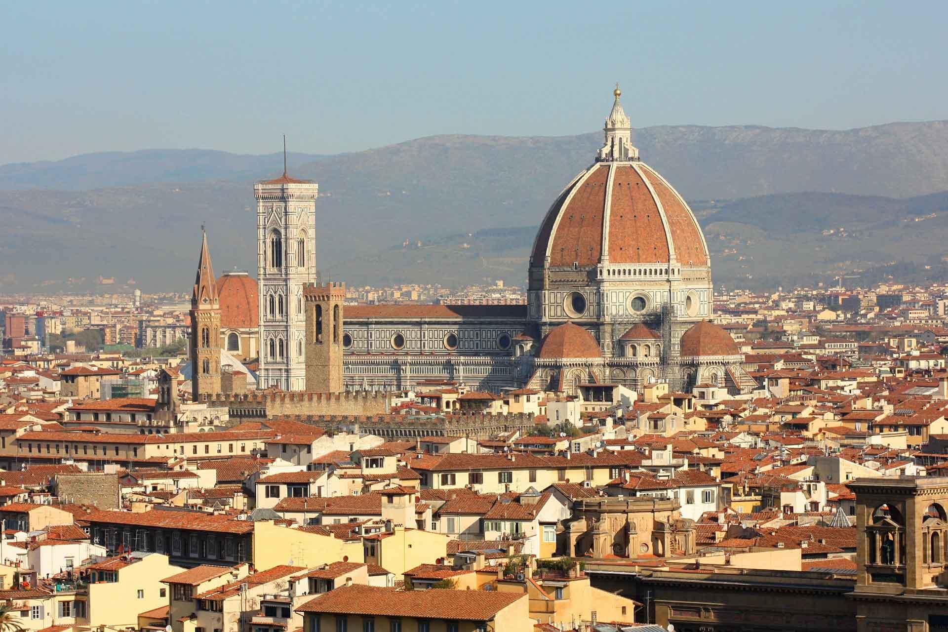 Обзорная Экскурсия по Флоренции с Русским Гидом