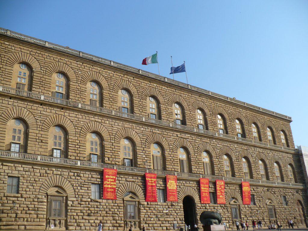 Палаццо Питти - музеи дворца Питти и сад Боболи