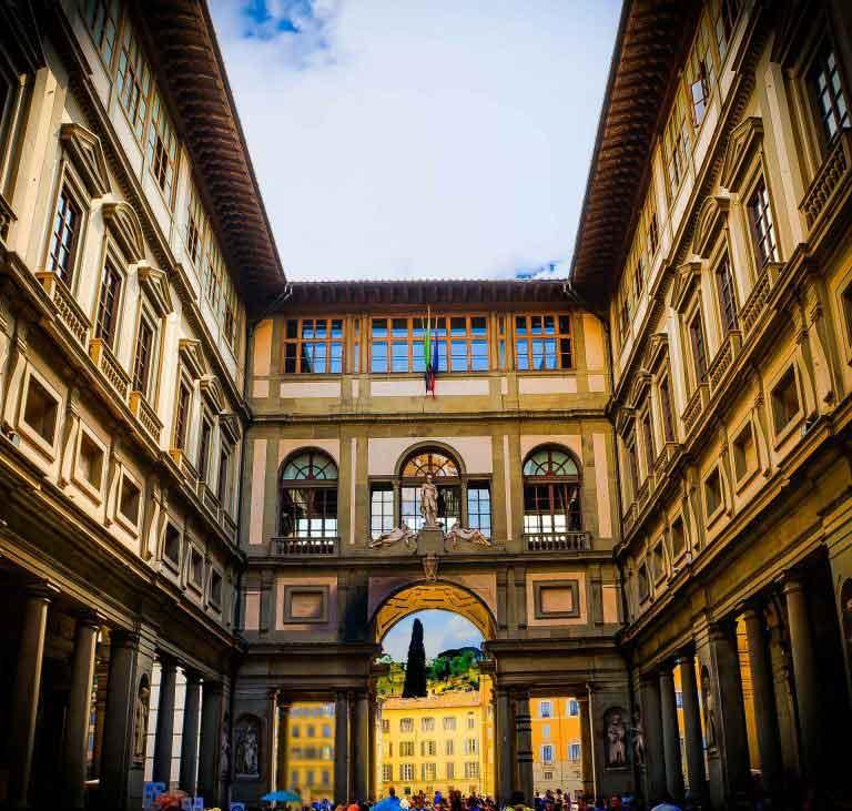 Обзорная экскурсия по музеям Флоренции