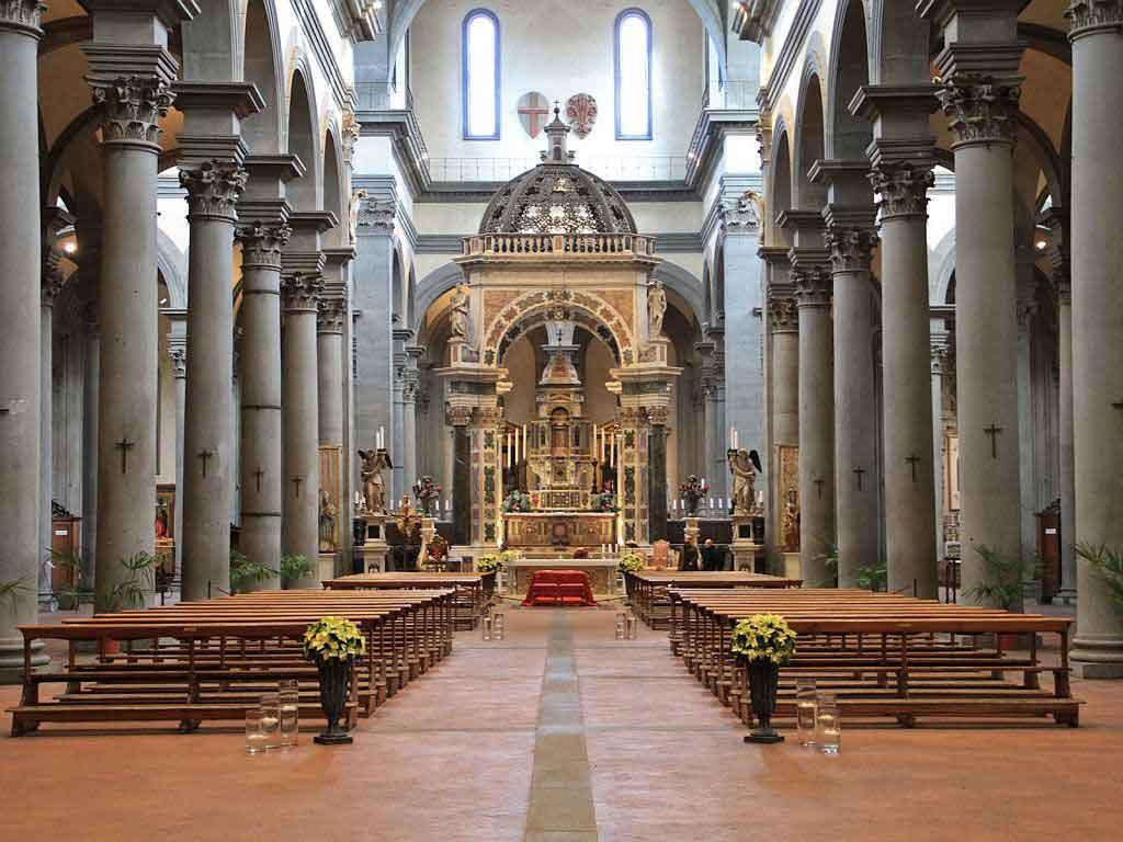 Обзорная экскурсия по церквям Флоренции